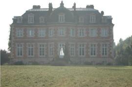Chateau du Tertre in der Normandie nahe Caen