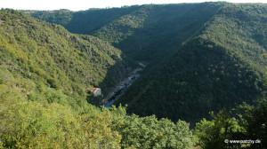 Blick ins Tal des Le Doux