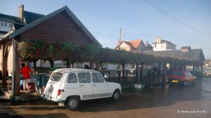 Fischladen in Grandcamp-Maisy