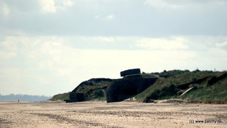 Bunker am Utah Beach